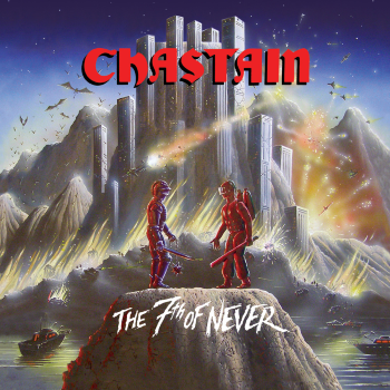Chastain – 7th of Never (1987)