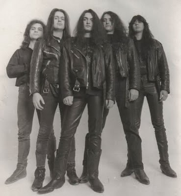 Sarissa Greece Heavy Metal