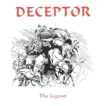 Deceptor – The Legend (1989-1991)