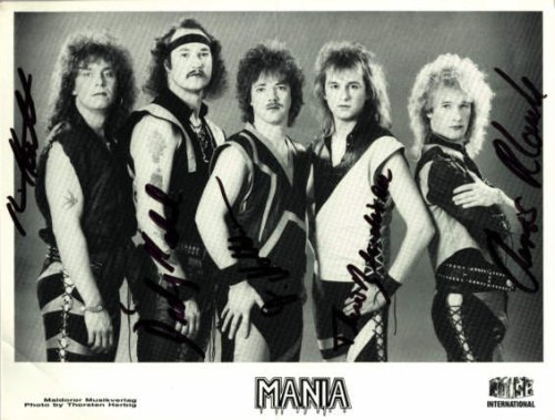 Mania Germany Heavy Metal