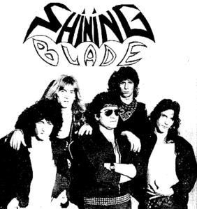 Shining Blade Italy Heavy Metal