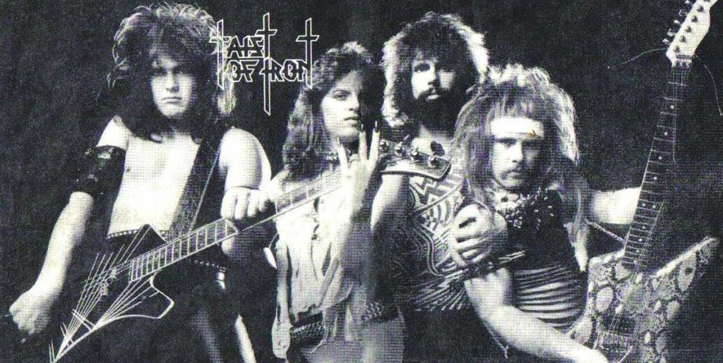 Taist of Iron Heavy Metal