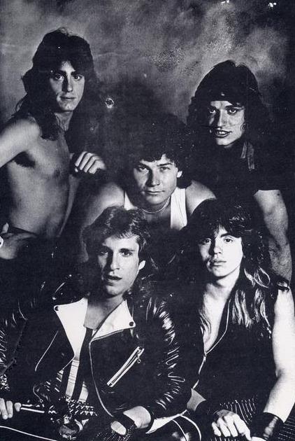 Hammeron USA Heavy Metal