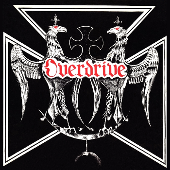 Overdrive (UK) – On the Run (1981)