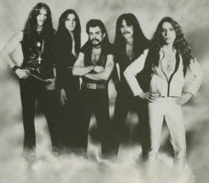 Rapid Tears Canada Heavy Metal