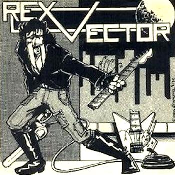 Rex Vector – Breathe Fire (1985)