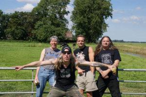 Angus Netherlands Band Photo