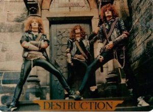 Destruction Band Photo