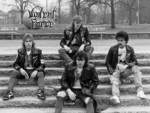 Violent Force Germany Heavy Metal
