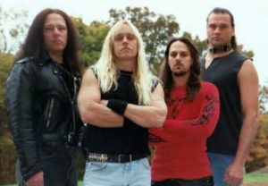 Conquest Heavy Metal USA