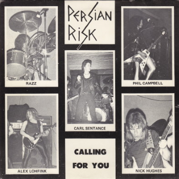 Persian Risk – Calling For You (1981)