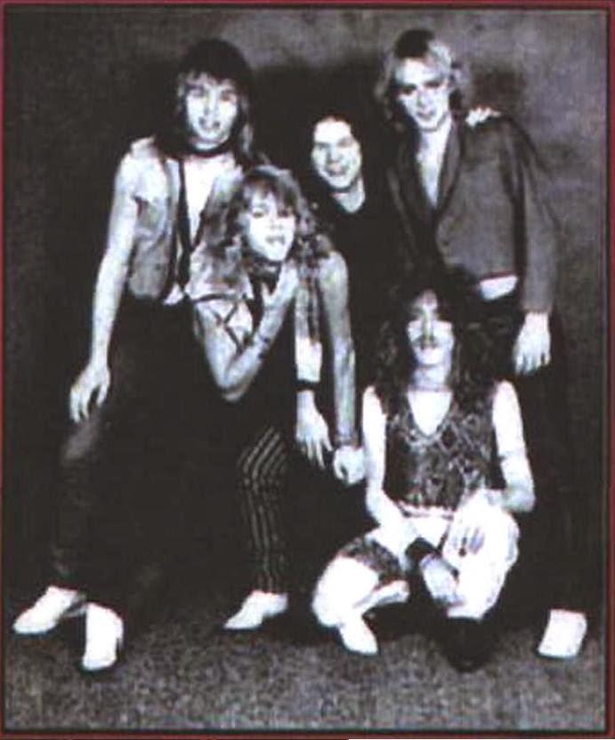 Onyx - Onyx (1982) Sweden Metal