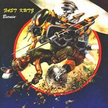 Fast Kutz – Burnin' (1987)