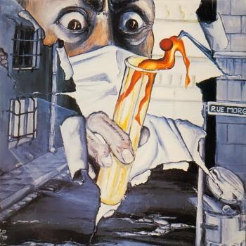 Rue Morgue (Ger) – Rue Morgue (1990)