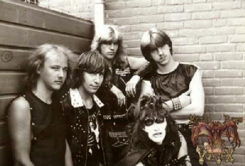 Vortex Netherlands Heavy Metal