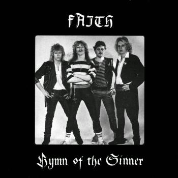 Faith (Swe) – Hymn of the Sinner (1986)