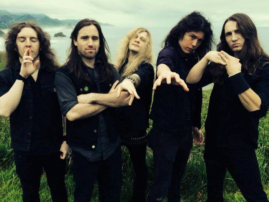 Spellcaster Heavy Metal USA