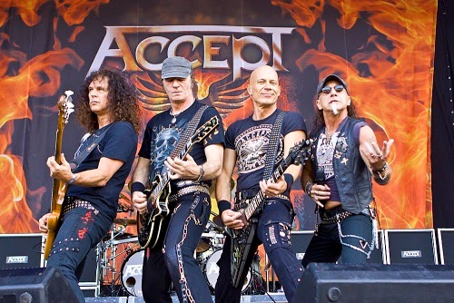 Accept Heavy Metal