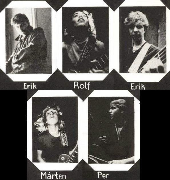 Reflex Sweden 1983