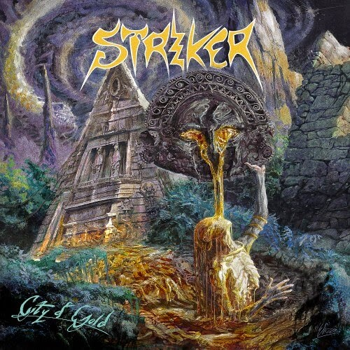 "STRIKER - ""City of Gold"""