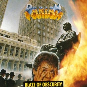 Pariah (UK) – Blaze of Obscurity (1989)